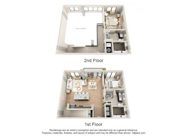 Floorplan 20 | 131 Ponce