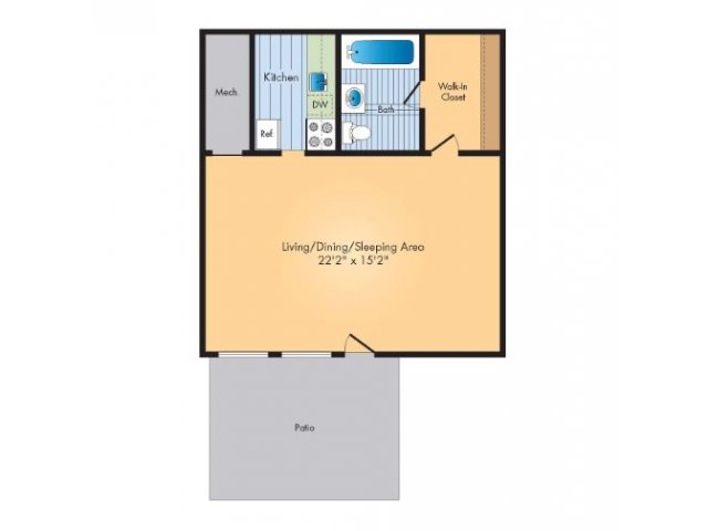 Floor Plan   Rollingwood