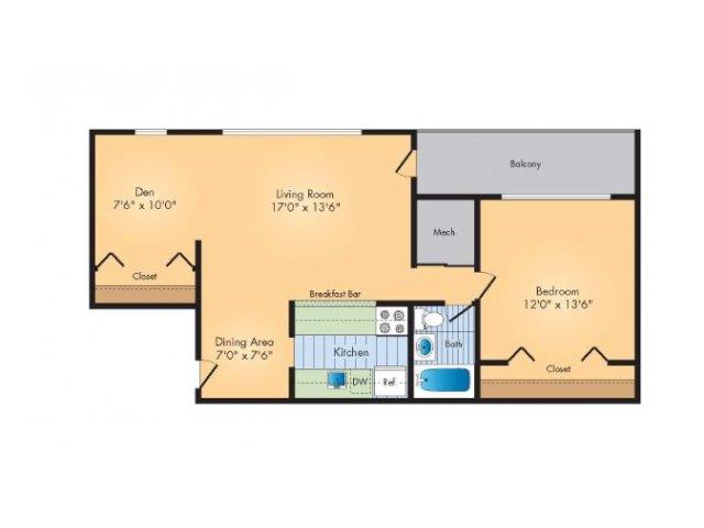 Floor Plan 2   Rollingwood