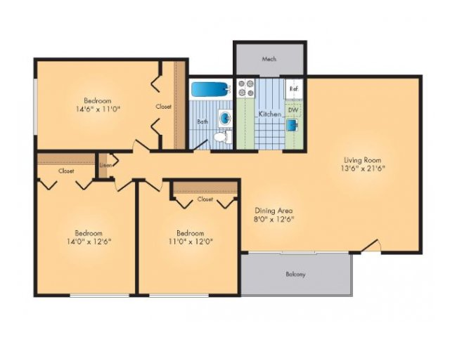 Floor Plan 4   Rollingwood