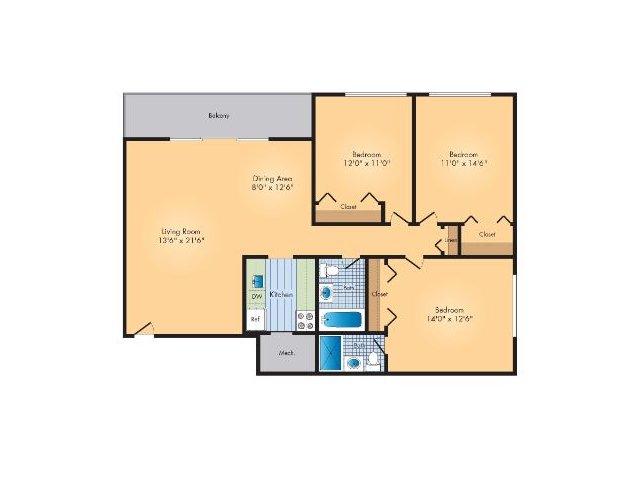 Floor Plan 6   Rollingwood