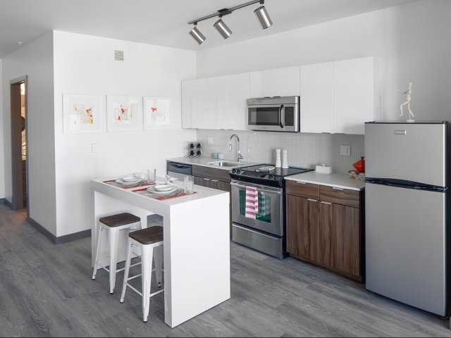 Image of Fully-Equipped Kitchens for The Addy Apartments