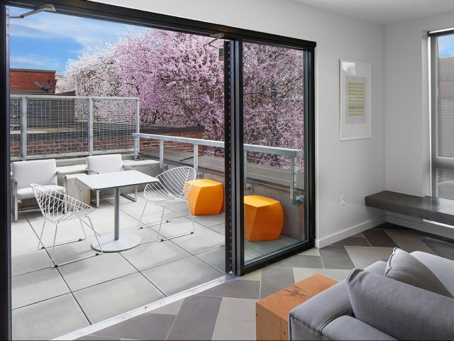 Image of Private Balconies on Select Styles for The Addy Apartments