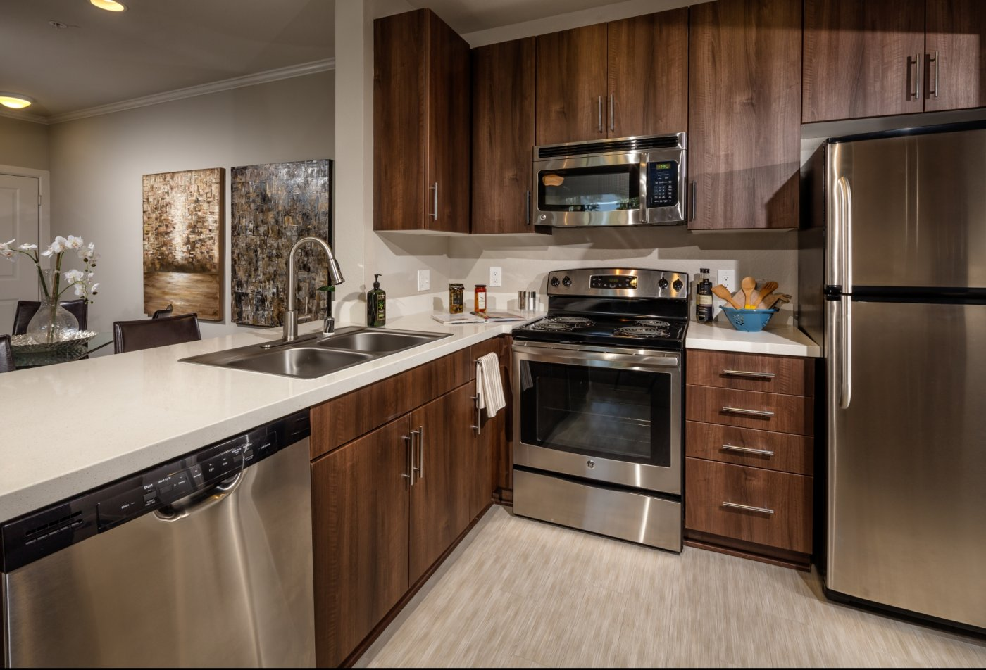 State-of-the-Art Kitchen | New Apartments In Irvine | Avila at Rancho Santa Margarita