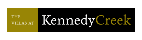 The Villas at Kennedy Creek Logo