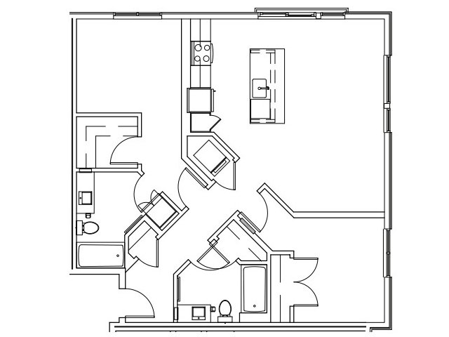 QR | West Seattle Apartment | Spruce