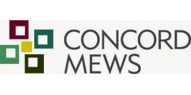Logo | Concord Mews