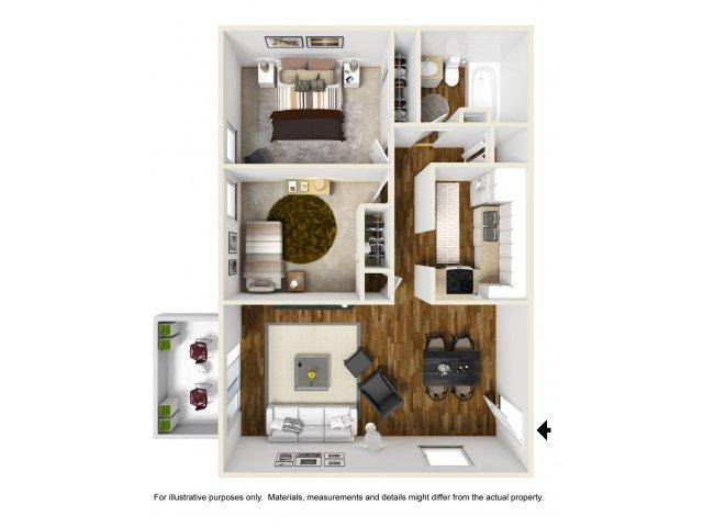 Floor Plans 3 | Westminster Apartments | Sandpiper Apartments