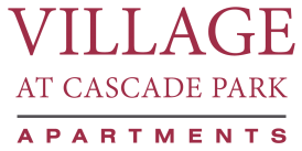 Village at Cascade Park Landing Logo