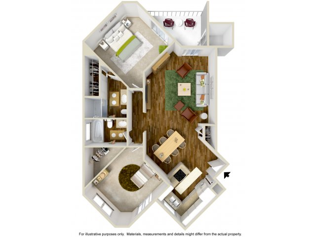 Floor Plan 2 | Genoa Lakes 2