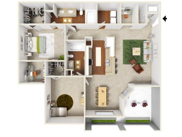 Floor Plan | San Miguel 1