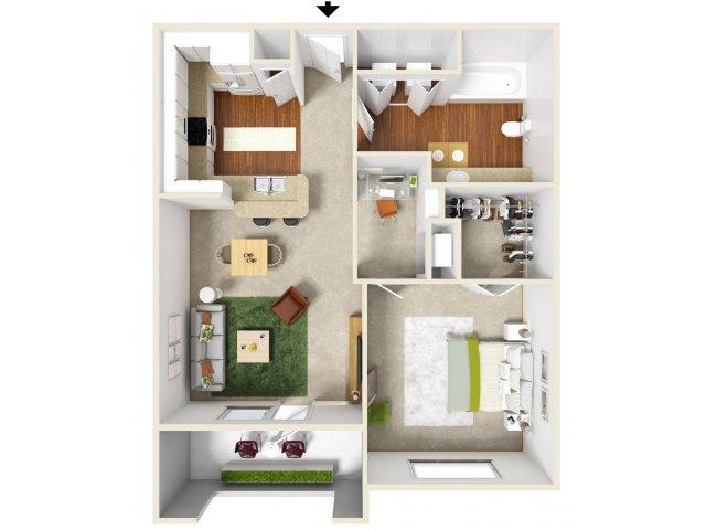 Floor Plan 2 | San Miguel 1