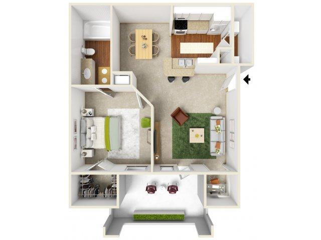 Floor Plan 3 | San Miguel 1