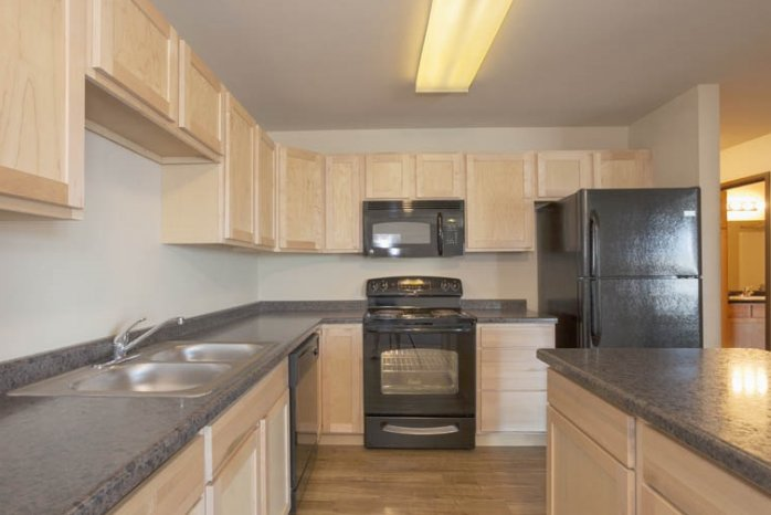 Apartments for rent in Williston North Dakota - Bakken Residential