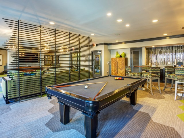 Ordinaire Resident Billiards Table | Apartments Raleigh NC | NorthCity 6