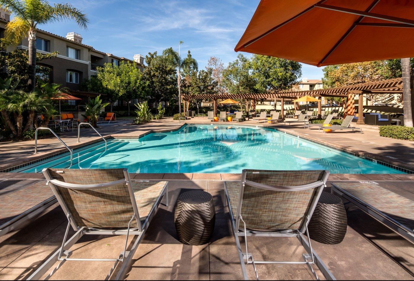 Resort Style Pool   Rancho Santa Margarita Apartments   Avila at Rancho Santa Margarita