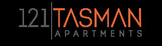 121 Tasman Logo