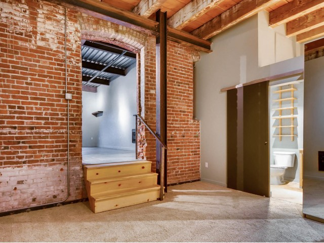 Image of Loft Layout for Albers Mill Lofts Apartments