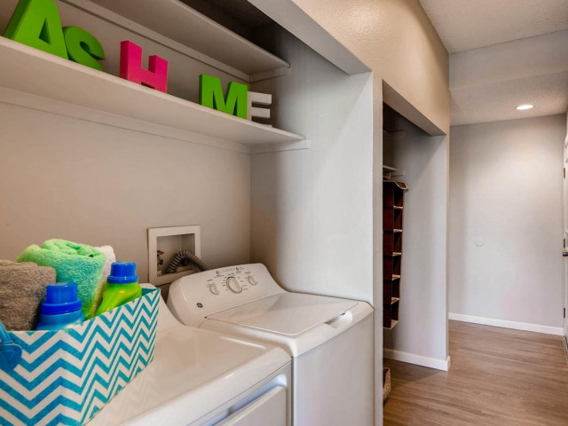 Image of Washer and Dryer for Alta Springs Apartments
