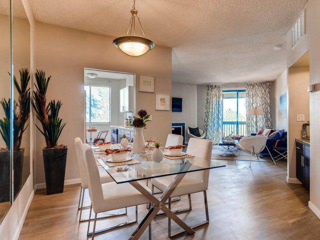 Image of Separate    Dining   Area for Alta Springs Apartments
