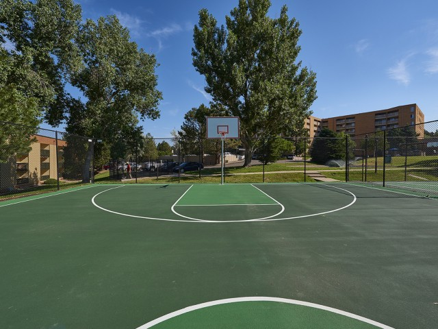 Image of Sport Courts for Dayton Crossing