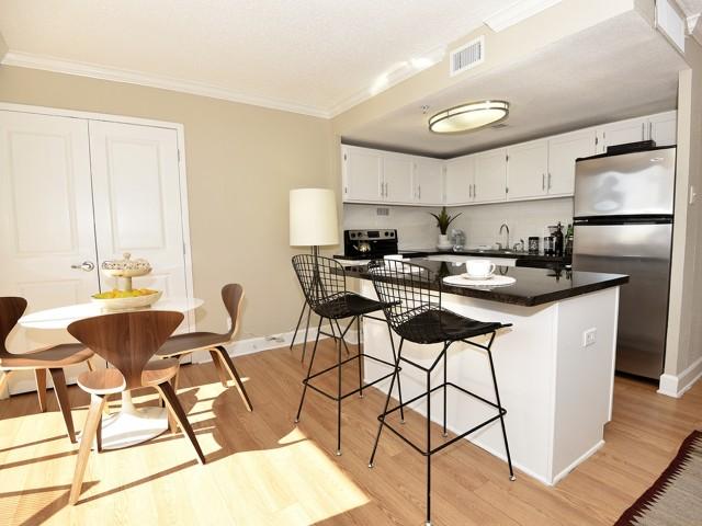 Image of Laminate Wood Floors for Houston House