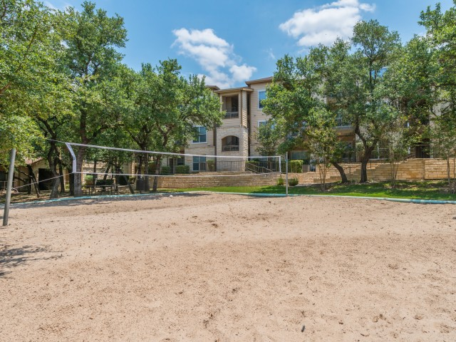 Image of Beach Volleyball Court for Laurel Canyon Apartments