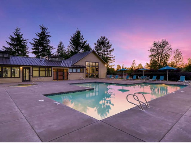Image of Seasonal  Pool for Rivercrest Meadows Apartments