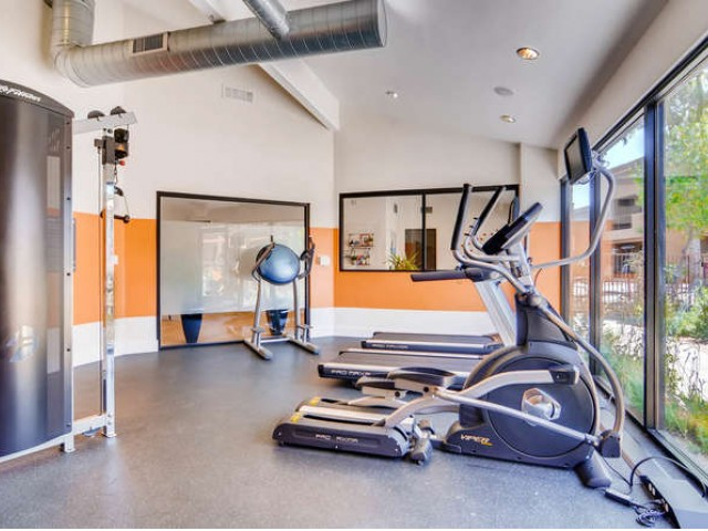 Image of State of the Art Fitness Center for Rockledge Fairways Apartments