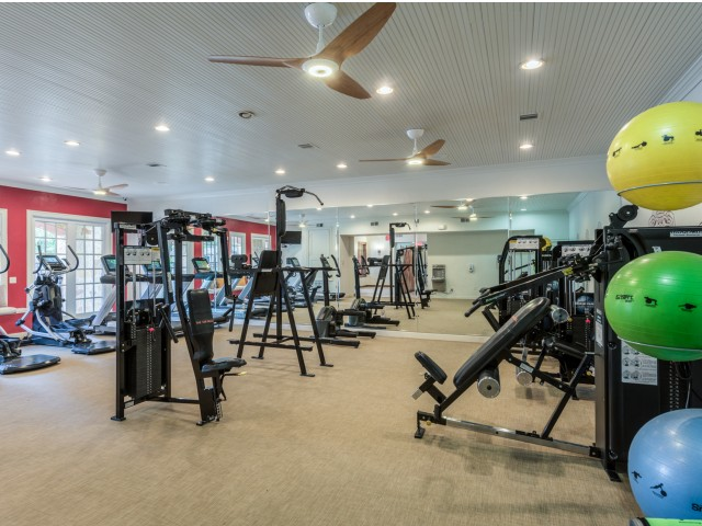 Image of Total Fitness Studio for San Miguel Apartments