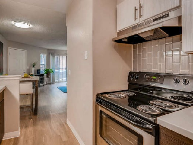 Image of Stainless Steel/Upgraded Appliances* for Village Creek Apartments