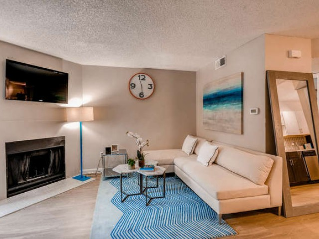 Image of Wood Burning Fireplaces* for Village Creek Apartments