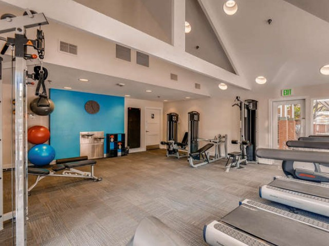 Image of 24-Hour Fitness Center for Village Creek Apartments