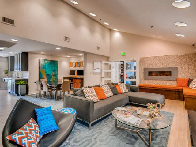 Image of Newly Renovated Clubhouse for Village Creek Apartments
