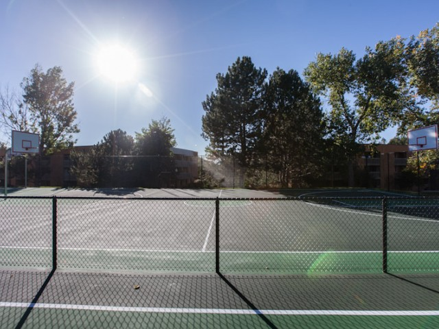Image of Basketball  Court for Woodstream Village Village