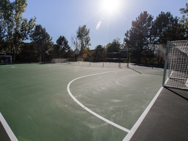 Image of Sport Court for Woodstream Village Village