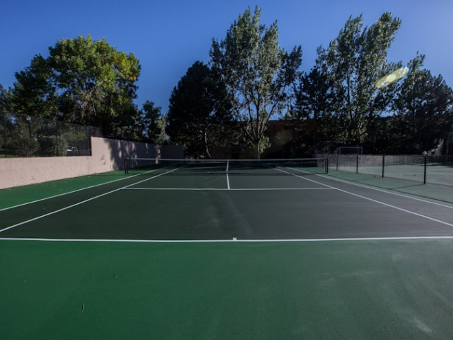 Image of Tennis Courts for Woodstream Village Village