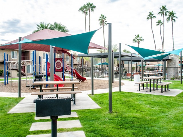 Image of Playground Area for Scottsdale Gateway II