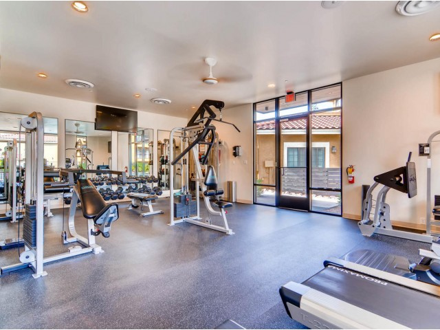 Image of Fitness Studio for Chazal Scottsdale