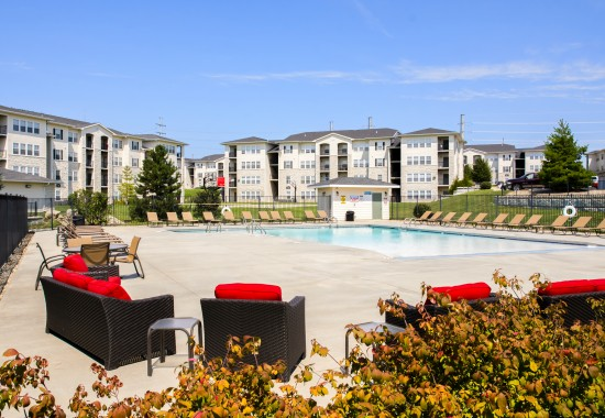 Apartments in Junction City KS | The Bluffs