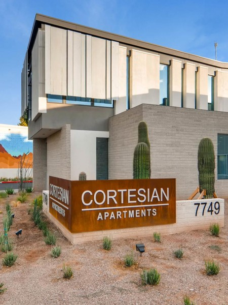 The Cortesian Apartments