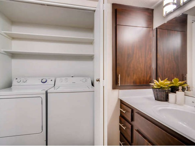 Image of Washer and Dryer for Rockledge Fairways Apartments