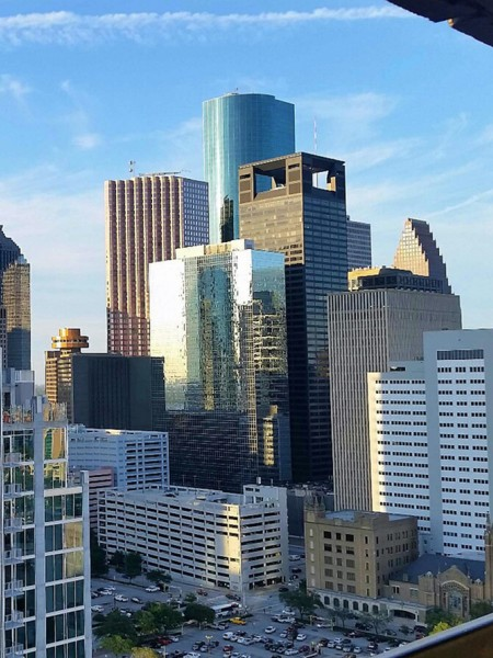 Luxury Apartments In Downtown Houston
