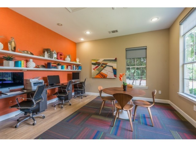 Image of Tech Center for Laurel Canyon Apartments