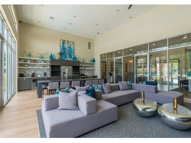 Image of Meeting Lounge for Laurel Canyon Apartments