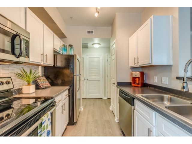 Image of Stainless Steel/ Black Appliances* for Laurel Canyon Apartments