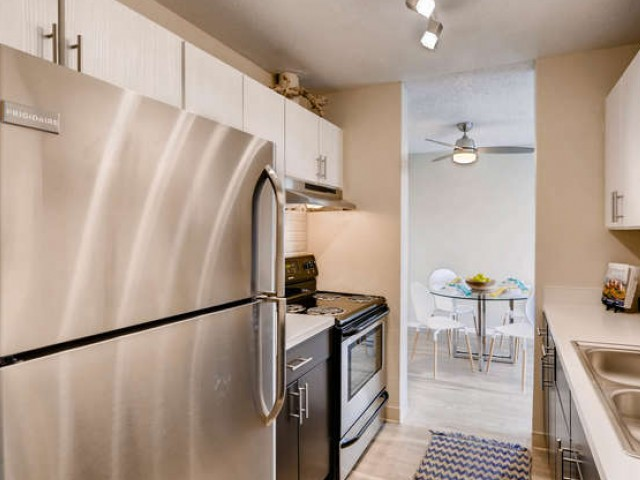 Image of Refrigerator for Lakeview Towers at Belmar Apartments