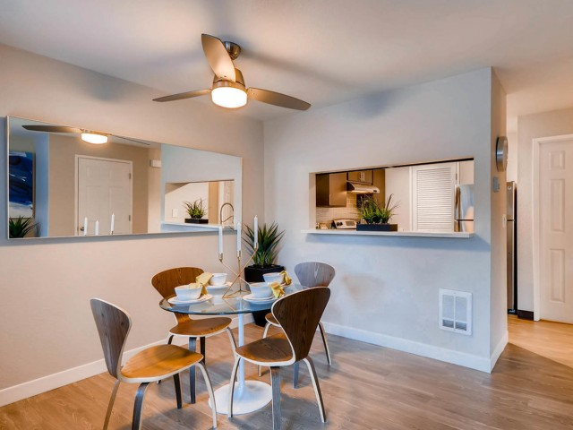 Image of Ceiling Fan for Rivercrest Meadows Apartments