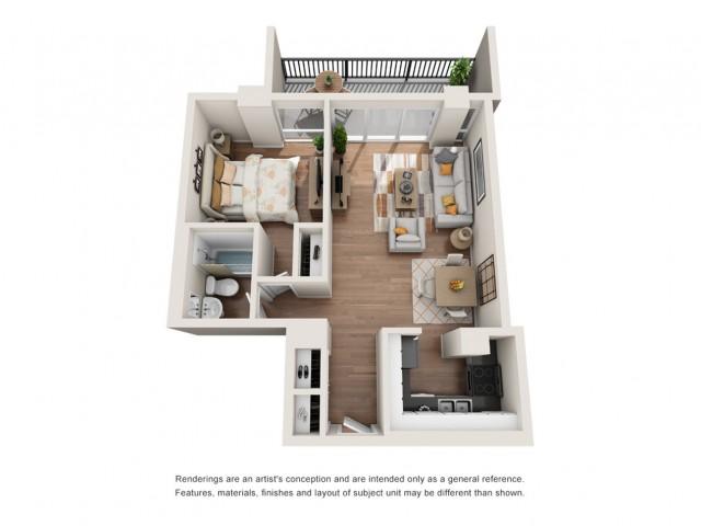 Floor Plan 7 Houston House