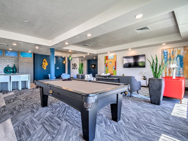 Image of Billiards       Table for Novi at Jordan Valley Station